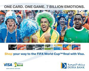Win Trip to FIFA World Cup