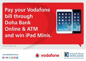Vodafone Bill Payment Promotion