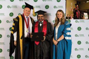 PhD in Global Governance