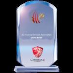 3G Financial Services Award