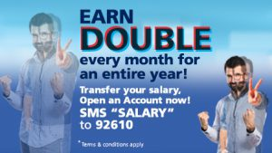 Earn Double Every Month For An Entire Year