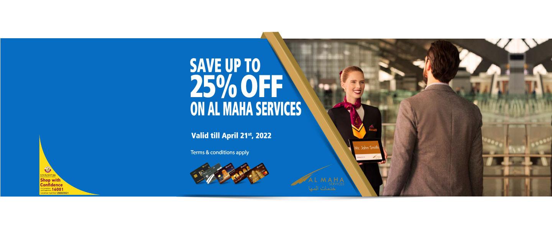 Al Maha Services Offer