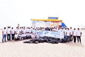 Beach Clean-up 2018