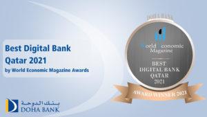 Best Digital Bank Qatar 2021