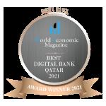 Best Digital Bank Qatar