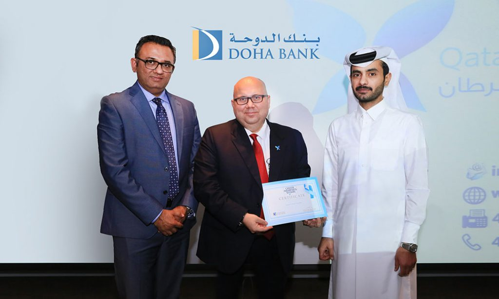 Doha Bank Hosts Cancer Awareness Session for its Employees