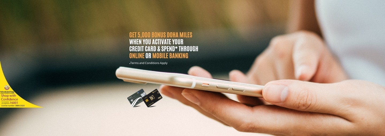 Get 5000 Bonus Doha Miles