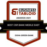Best CSR Bank- Doha Green Bank- Middle East