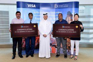 Doha Miles Winners