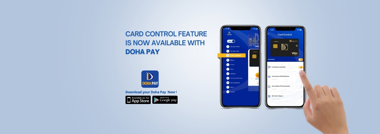Doha Pay - Card Control