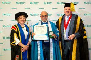 EU Business School Leadership Award