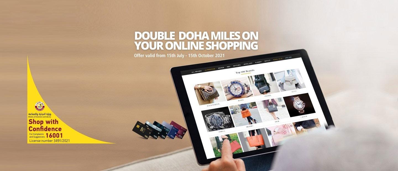 Earn Doha Miles