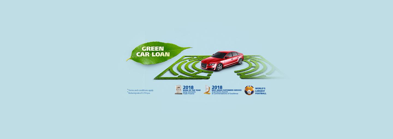 Green Car Loan