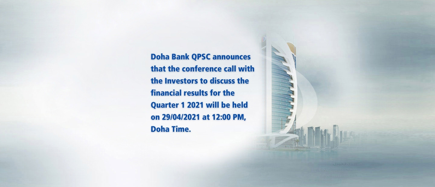 IR Conference Call