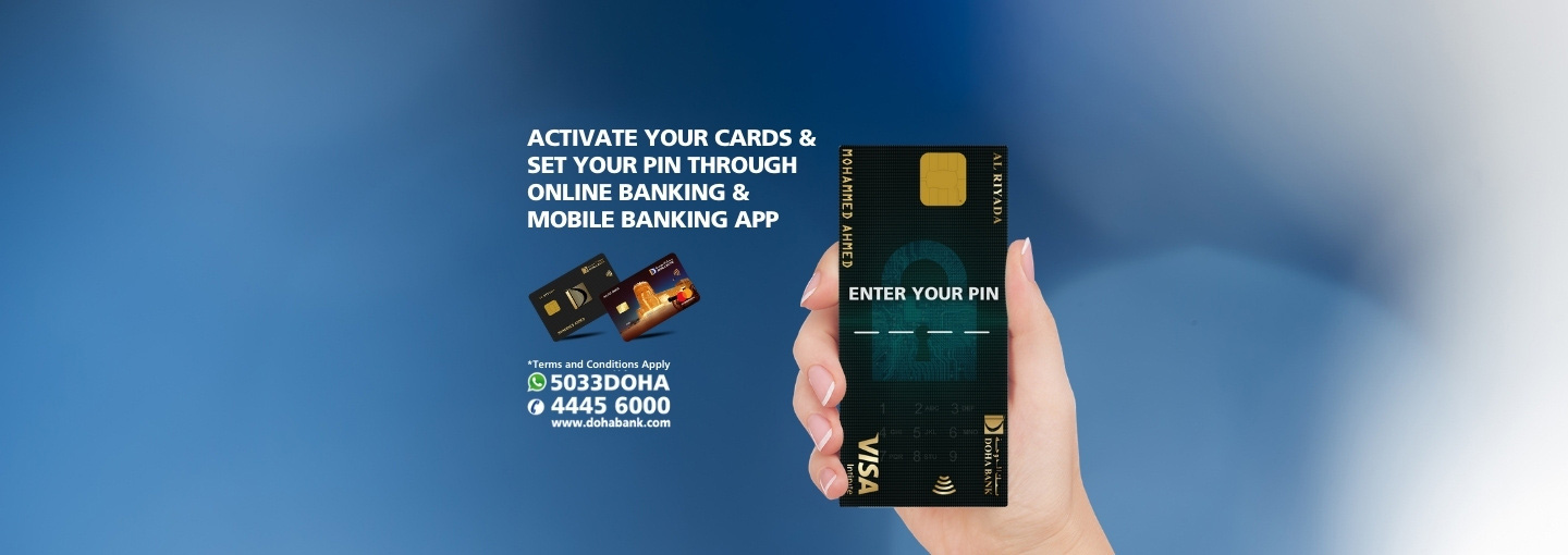 Instant Cards Activation