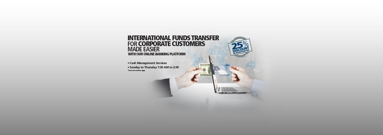 International Funds Transfer