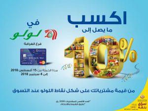 LuLu Doha Bank Credit Card