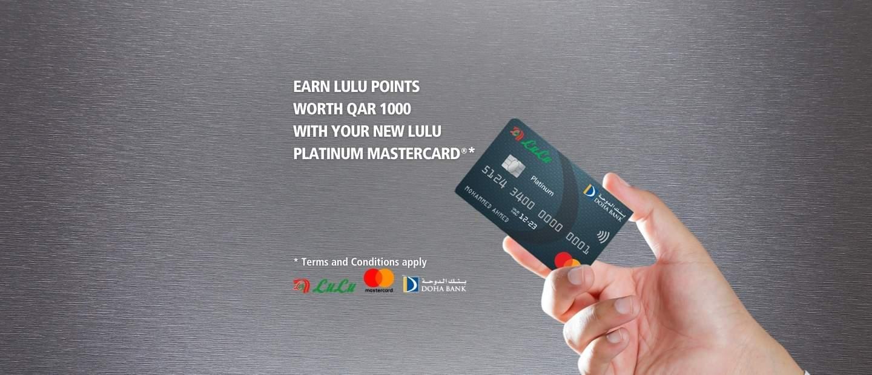 Lulu Platinum Mastercard
