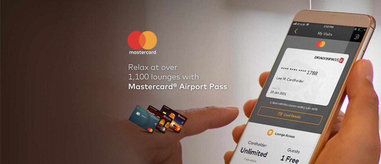 New Mastercard Airport Lounge Program