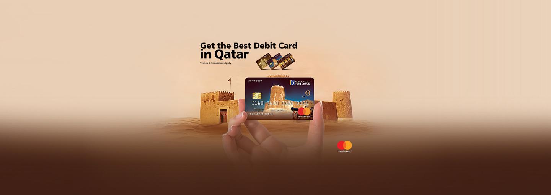 MasterCard World Debit Card