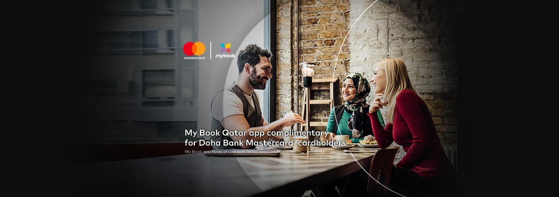 My Book Qatar App 2021