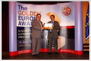 Golden Europe Award