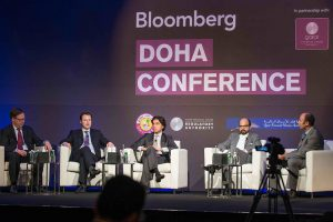 Bloomberg Doha Conference