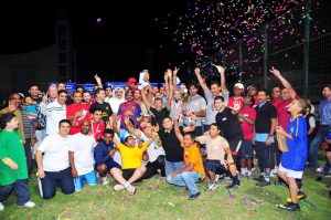Inter-Staff Football Tournament 2011
