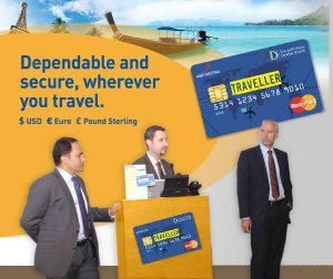 Doha Bank Regency Co-Branded Traveller Card