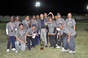 staff cricket tournament