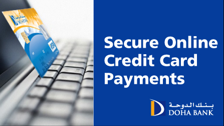 secure online Credit Card Payments