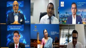 Qatar Sri Lanka Webinar