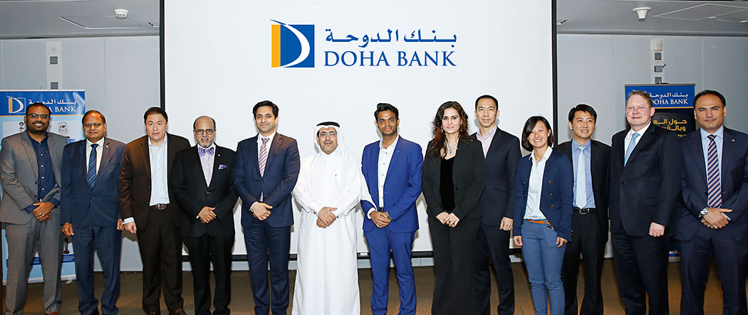 Doha Bank Hosted a Session for Singapore Business Federation