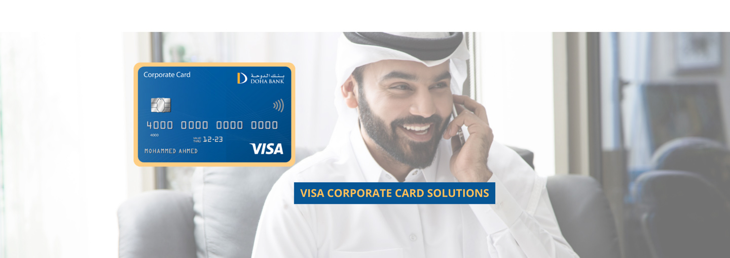 Visa Corporate Credit Card