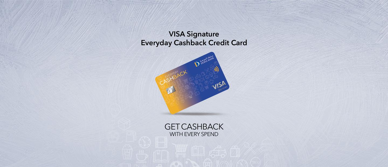 Doha Bank Visa Signature Cashback Credit Card